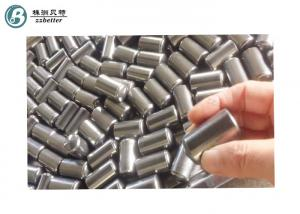 China Polished Surface Tungsten Carbide HPGR Studs For Cement Grinding / Rock Crushing on sale