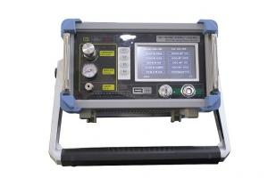 China 3.7V 3000mA Industrial Gas Detector Automatic Calibration Management Platform -GC on sale