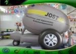 El helio personalizado hincha los globos especiales ROHS ASTM de las formas