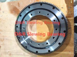 China high precision slewing bearing used on robot, ISB slewing ring, swing bearing EB1.14.0259 on sale