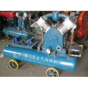 China S1125 Diesel Mini Reciprocating Air Compressor 4 Cylinder 25 HP For Pneumatic Tools on sale
