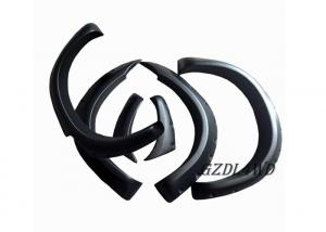 China Ford Ranger T6 Wildtrak Fender  Flares / Wide Extended Wheel Flare Kits on sale