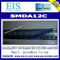 SMDA12C - SEMTECH - Bidirectional TVS Array for Protection of Four Lines - Email: sales009