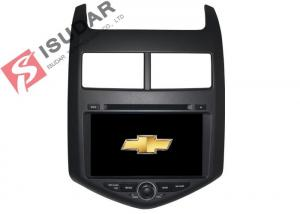 China Mirrorlink Chevrolet Aveo Dvd Player , Sonic Car Stereo That Works With Android on sale