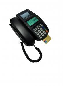 China GPRS Payphone Payment POS Terminal Market With IC Card Reader on sale