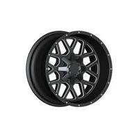 China Black / Silver Car RIMS 20 Inch Alloy Wheels KIN -863 Custom Replacement Alloy Wheels For Cars on sale