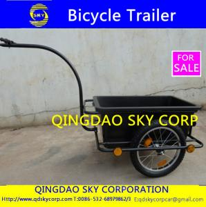 China bike cargo trailer on sale