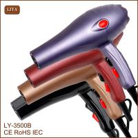 2017 Brand New Design Salon Professional Ionic Hair Dryer Different Color