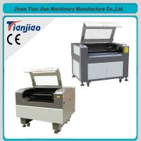 China CO2 type laser wood cutting machine eastern on sale