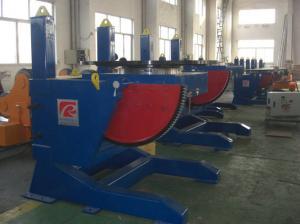 China Hydraulic Welding Positioner Manipulators , Welding Turning Table on sale