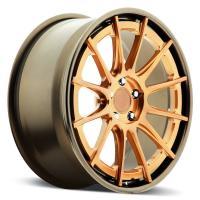 Copper Gloss Clear  Gloss Bronze Lip 22 inch car rims wheels for bmw x6 f16