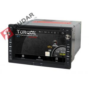 China Car Radio GPS Bluetooth VW Car DVD Player With Full RCA Output Screen Mirroring Function on sale
