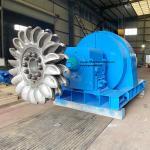 2.2MW Hydro Pelton Turbine For Micro Hydro Power Plant