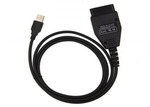 China V1.4 Software Version Car OBD Cable Auto Diagnostic Interface 0.13 Kg Weight on sale