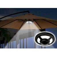 Garden 2.5 W Patio Umbrella Lights SMD2835 AA LR6 1.5 V Alkaline Battery Required