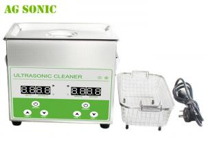 China Print Head Ultrasonic Cleaning Machine Ultrasonic Printhead Cleaner 3L with Basket on sale