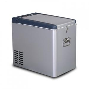 China 35L Portable Compressor Fridge , Mini Cooler Fridge Swing Door Type on sale
