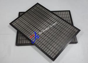 China Steel Frame Composite FSI Shale Shaker Screen For Solid Control System on sale