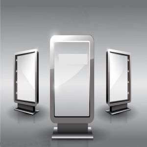 China magic weapon custom flash led light box/ advertising led light box/ led backlit light box on sale