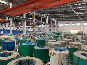 China JIS SUS301-CSP 1/4H 1/2H 3/4H FH EH Cold Rolled Stainless Steel Strip In Coils on sale