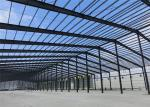 Mouldproof Steel Structure Construction Custom Design With Office / Steel Stairs