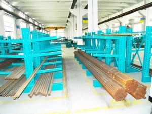 China Cold Rolling Steel Cantilever Racking System For Particular Business / Product Line on sale