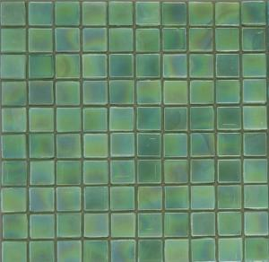 Quality Bright Green Ice Jade Gl Mosaic Tiles 300x300 Swimming Pool Wall Tile For