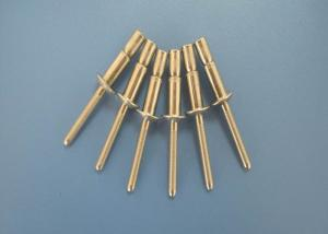 China Dome Head Rivet SS Pop Rivets Tools With 4.8mm 6.4mm Dia on sale