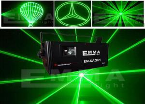 China 1000Mw 3D Holiday Sd Animation Dj Laser Lights , Outdoor Laser Light on sale