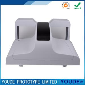 China Industrial Product Rapid Prototype Plastic CNC Machining Manufacturing on sale