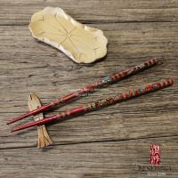 Private Label Japanese Style Chopsticks Reusable With Fda Certification