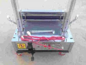 China Plastering machine on sale