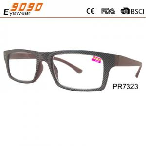 db2063f0460 ... a8b32a20cb Rectangle fashion reading glasses with plastic frame ...