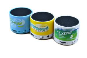 China 2014 Promotional Gifts Mini Speaker on sale