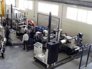China High Strength Sheet Slitting Machine With Separate Coil Preparation System on sale