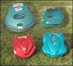 Newest robot electric lawn mower