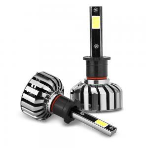 China Waterproof IP68 N7-H3 Led Bulbs For Cars Headlights 80 Watt / Pair High Brightness on sale