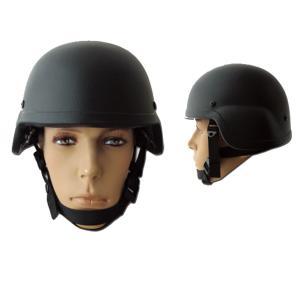 China Tactical Bulletproof Helmet Mich Pasgt Fast Type , NIJ IIIA Police Ballistic Helmet on sale