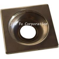 Metal Stainless Steel Deep Draw Stamping Copper Color With Small Tolerance