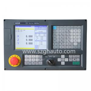 Quality 2-4 Axis CNC Lathe Controller , Turning PLC cnc machine control system for sale