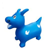 Jumping Dog Animal Space Hopper Inflatable Bouncy Hopper Toys Extra Thickness