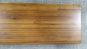 China Indoor bamboo flooring formaldehyde free on sale
