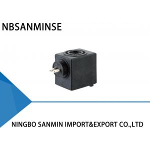 China AutoMobile Class F IP65 DC 10W DC24V Solenoid Valve Coil HL011 on sale