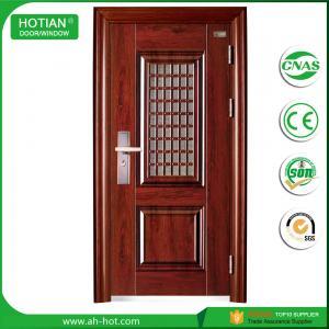 Simple Modern House Gate Steel Door Latest Main Gate Design Wrought