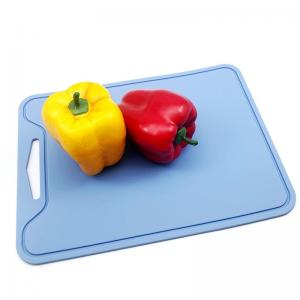 China Wholesale Best Product Creative Non-slip Eco-friendly Food Grade Heat Resistant silicone Color Cutting Board Chopping Board on sale