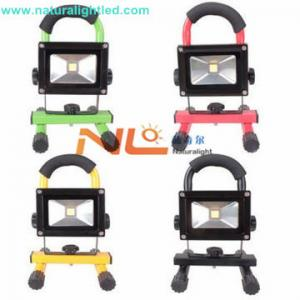 China 20w Portable rechargeable led flood lighting on sale