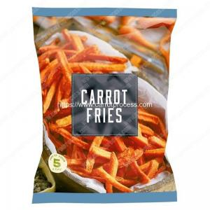 China Full Automatic Frying Carrot Fries Production Line on sale
