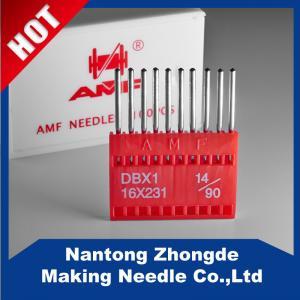 China AMF Brand Sewing Machine Needles DBX1 on sale