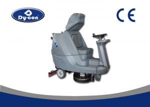 China Double Brush 1160MM Hard Floor Cleaning Machines For Medical Industry on sale