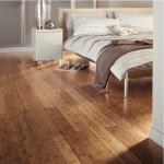 Estrutura horizontal ou vertical contínua, Inc de pavimentação de madeira de bambu de superfície de alto brilho UV